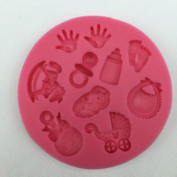 Baby Shower Party Mold