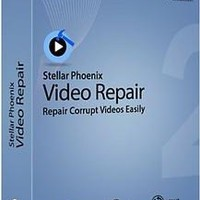 Stellar Phoenix Video Repair 2.0 Crack, Keygen Free Download