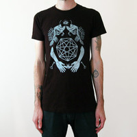 Sea of Misfortune Black T-Shirt