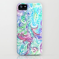 Under the Sea iPhone & iPod Case by Caitlin Barnes | Society6