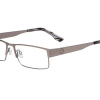 Spy - Elijah Small Gunmetal Rx Glasses