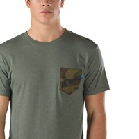 Printed Pocket T-Shirt | Shop at Vans