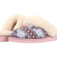 UGG Cozy Nordic Knit Mauve - Zappos.com Free Shipping BOTH Ways