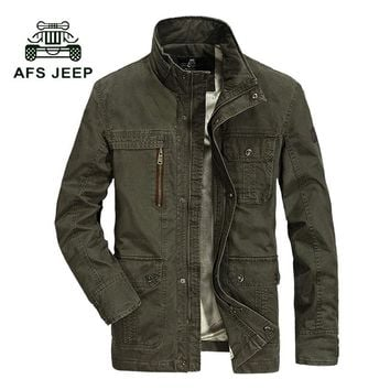 AFS JEEP Jacket Army