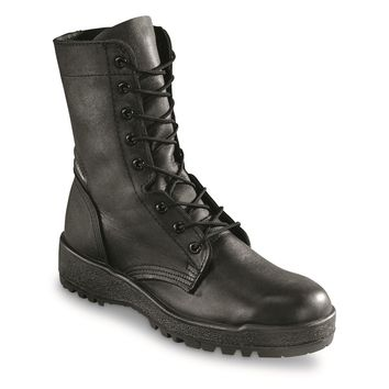 Israeli Military Surplus Combat Boots, New - 678018, Combat & Tactical Boots at Sportsman's Guide