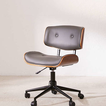 Lombardi Adjustable Desk Chair | Urban Outfitters