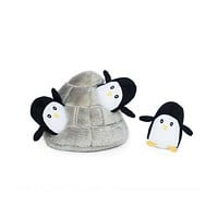 Penguin Cave Burrow Toy