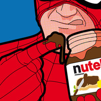 The Secret Life of Heroes - flavourfulTreat Art Print by Greg-guillemin   Society6
