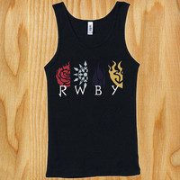 best Seller Symbol RWBY pokemon shirt for Tank top Mens and Tank top Ladies