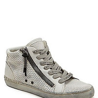 Zabra High Top Sneaker