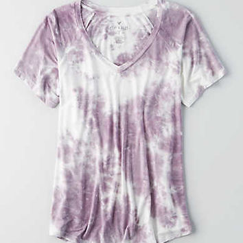 AEO Soft & Sexy Swing T-Shirt , Purple