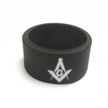 Silicone Masonic Rubber Ring