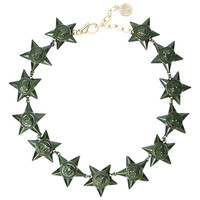 Versace Medusa Star Necklace - ShopBAZAAR