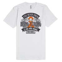 Multiple Sclerosis Strong Shirts