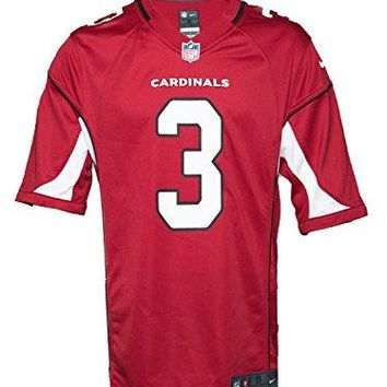 Nike NFL Men's Arizona Cardinals Carson Palmer Jersey - Red