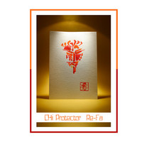 "Feng-shui Chi Protector for South ""Re-Fa""- Original Acrylic Painting, Acrylic Painting on Paper, Feng-shui friendly, Free Delivery"