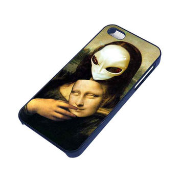 MONA LISA ALIEN iPhone 5 / 5S Case