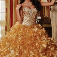 Quinceanera Collection 26754 Dress
