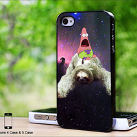 Case iphone 4 and 5 for Patrick Bill Sloth Galaxy