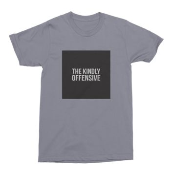 The Kindly Offensive Boxed Logo Tee