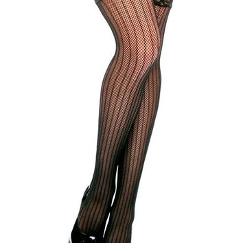 Bow Top Marilyns Stockings
