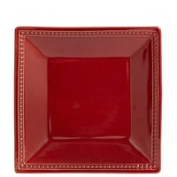 Spice Route Square Dinnerware - Paprika