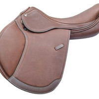 Saddles Tack Horse Supplies - ChickSaddlery.com Intrepid Gold Deluxe Close Contact Saddle
