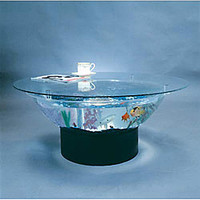 Aquarium 36-inch Table Set
