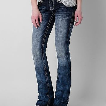 Rock Revival Esther Mid-Rise Boot Stretch Jean