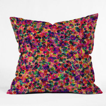 DENY Designs Home Accessories | Amy Sia Floral Explosion Throw Pillow