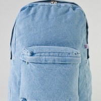 Denim School Bag | Backpacks | Accessories' Bags & Wallets | American Apparel