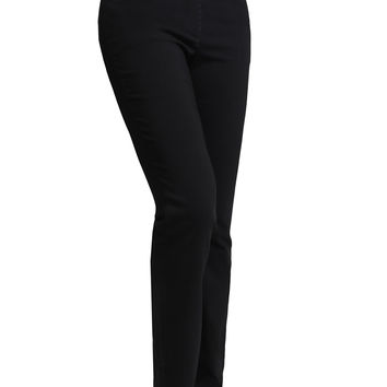 Womens High Waist Boot Cut Pants with Stretch