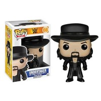 WWE The Undertaker Pop! Vinyl Figure