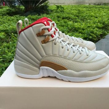 "NIKE AIR JORDAN 12 ""Chinese New Year"""