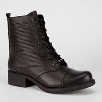Circus By Sam Edelman Gatson Womens Boots Black  In Sizes