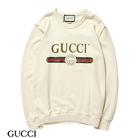 GUCCI Woman Men Fashion Top Sweater Pullover