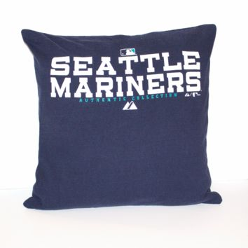 Seattle Mariners Pillow