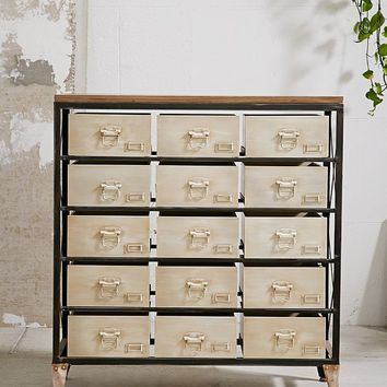 Industrial Storage Dresser | Urban Outfitters