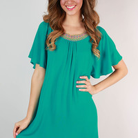 In The Details Shift Dress
