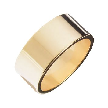 Men's 1/2 Cigar Band Ring
