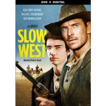 Slow West (DVD) (Eng) 2015