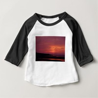 sunset 3 baby T-Shirt