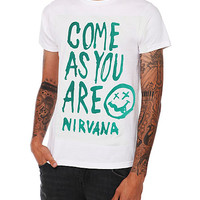 Nirvana Come As You Are Slim-Fit T-Shirt