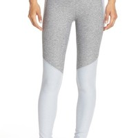 Outdoor Voices 'Warmup' Two-Tone Leggings | Nordstrom
