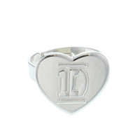 One Direction Heart Ring