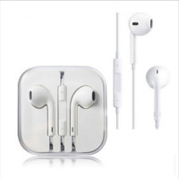 apple headset 3.5mm headphone Earpod Earphone For iPhone 5s 6 6s Plus For iphone 6