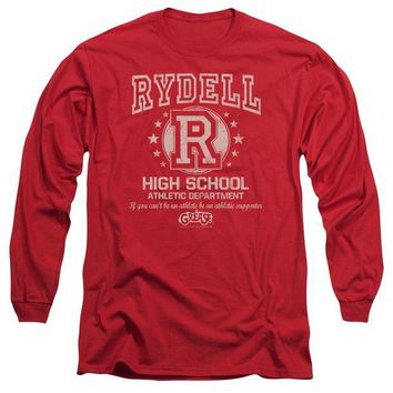 ac NOOW2 Grease - Rydell High Long Sleeve Adult 18/1