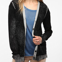 Urban Outfitters - Coincidence & Chance Acid Wash Cardigan