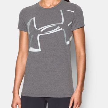 Women's UA Sportstyle Big Logo Crew | Under Armour US