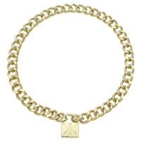 Kardashian Kollection Padlock Collar